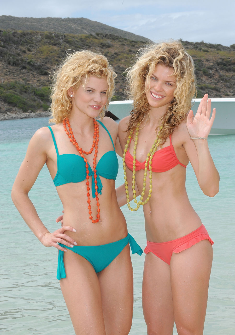 beach st maarten Bikini