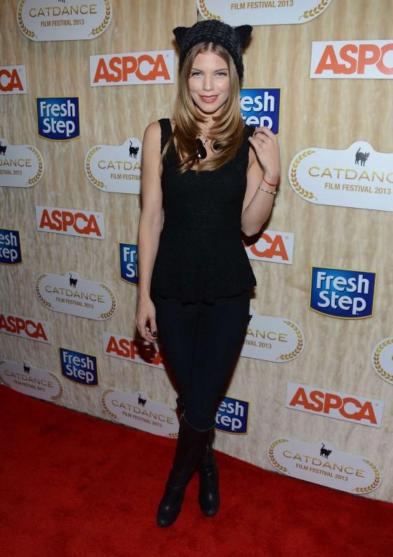 AnnaLynne McCord – Catdance Film Festival at Sundance 2013