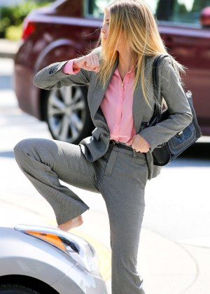 AnnaLynne McCord on the set 'Photographs' in Maple Ridge