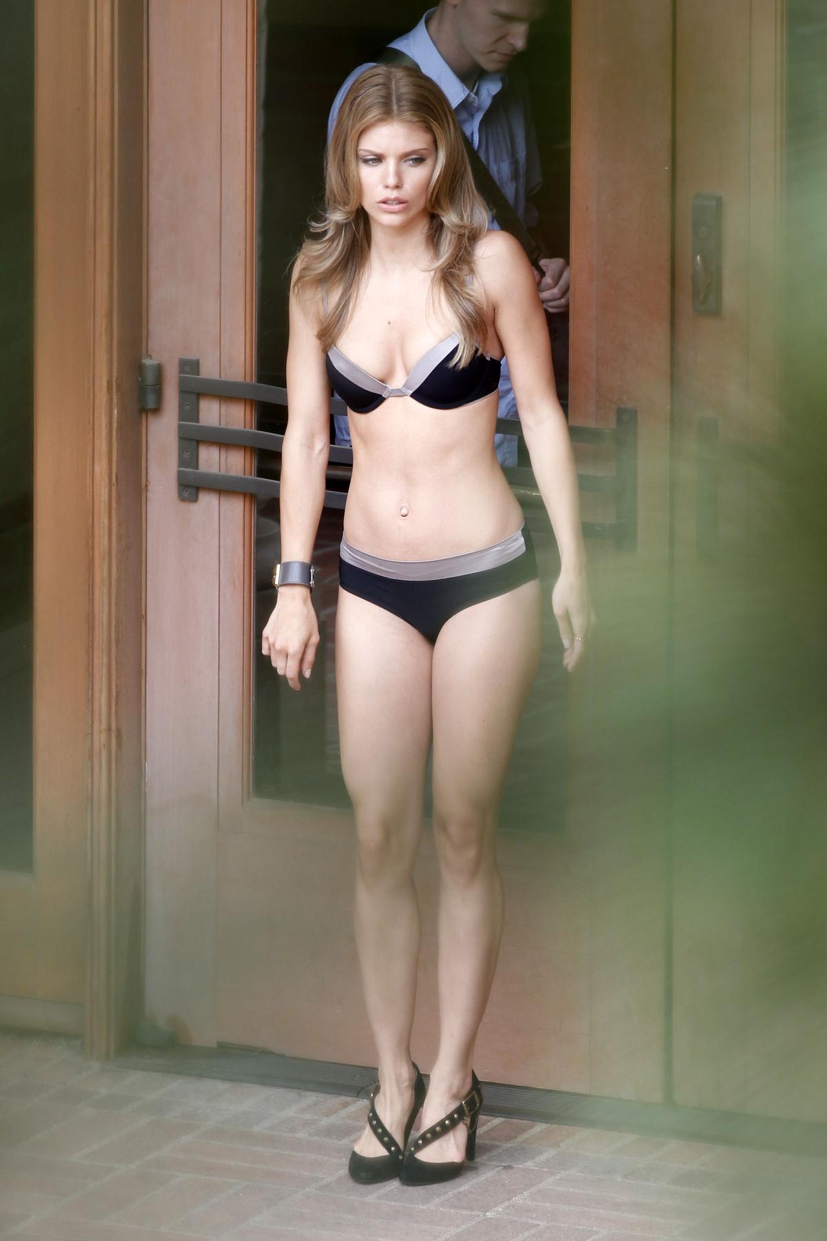 Annalynne Mccord Hot In Bikini On Set Of 90210 12 Gotceleb