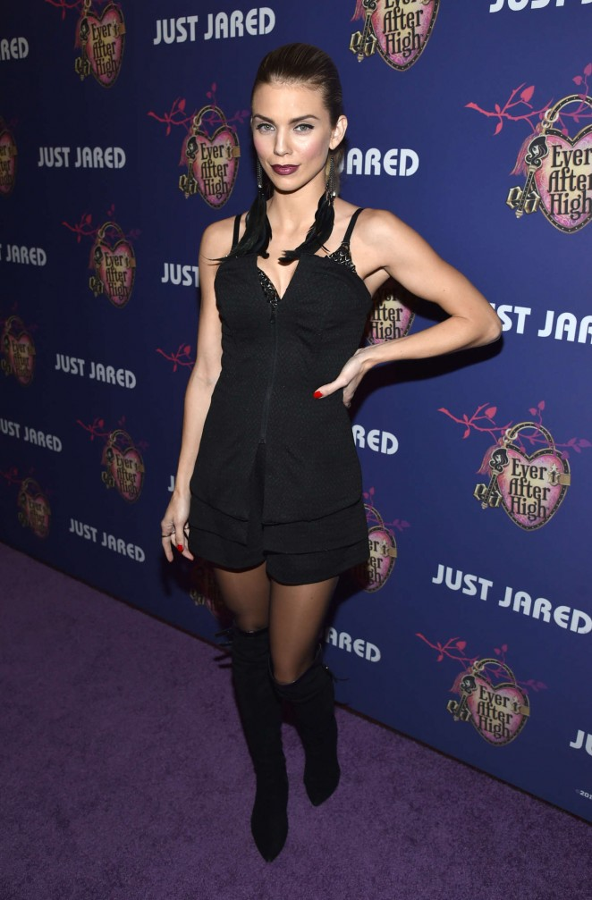 Annalynne McCord – Just Jared's Homecoming Dance in LA