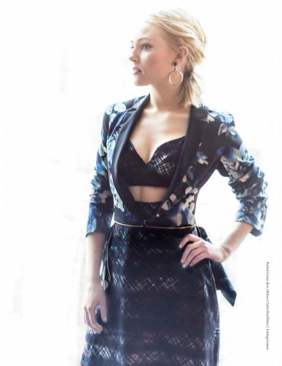 AnnaSophia Robb – 303 Magazine 2013 -07