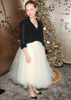 AnnaSophia Robb - Cole Haan Celebrates with New York City Ballet in NY