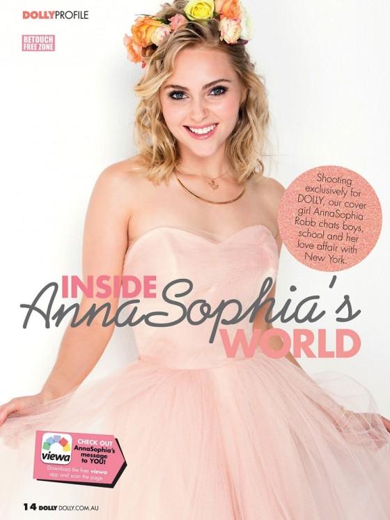 Annasophia Robb – Dolly Magazine – July 2013 -01