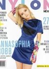 AnnaSophia Robb: Nylon Mexico -10