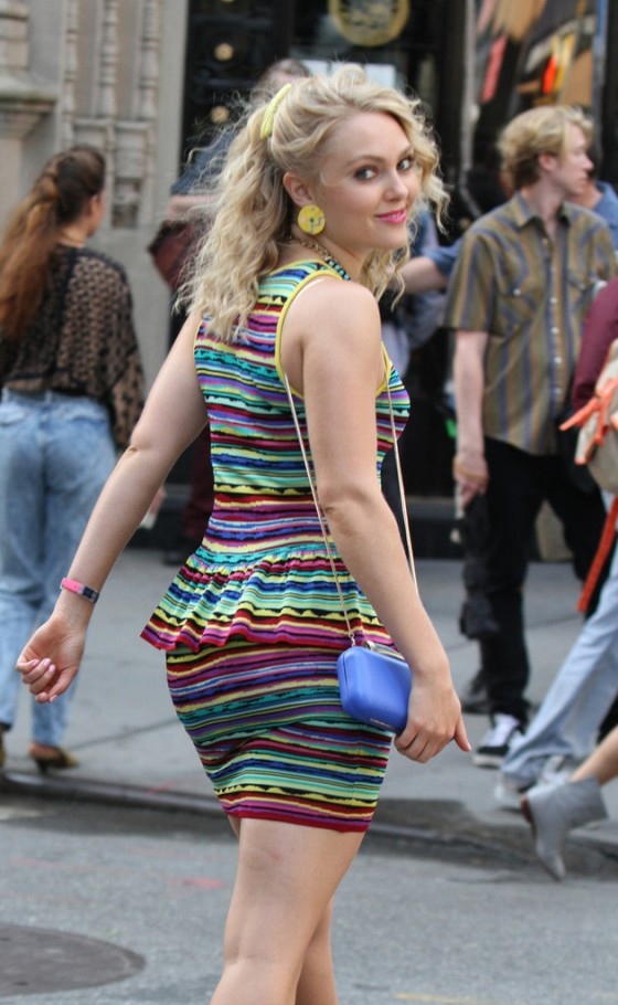 annasophia robb photos the carrie diaries set in nyc 08