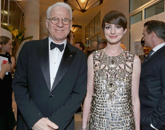 Anne Hathaway – 2013 Costume Designers Guild Awards-01