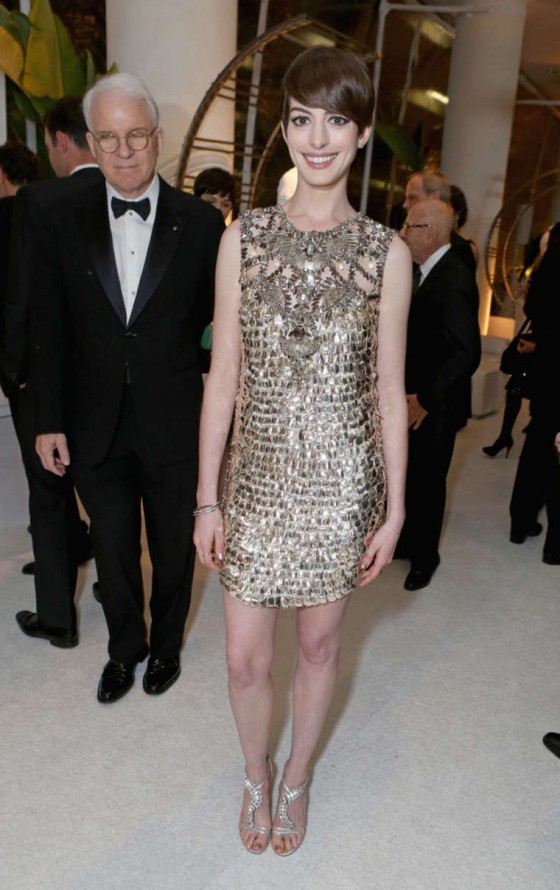 Anne Hathaway – 2013 Costume Designers Guild Awards-04