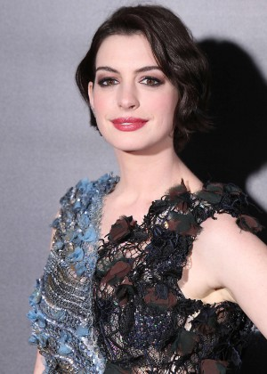 Anne Hathaway - 'Interstellar' Premiere in New York City
