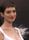 Anne Hathaway - Catwoman at Dark Knight Rises Premiere-12