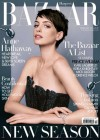 Anne Hathaway - Harper's Bazaar UK Magazine - February 2013