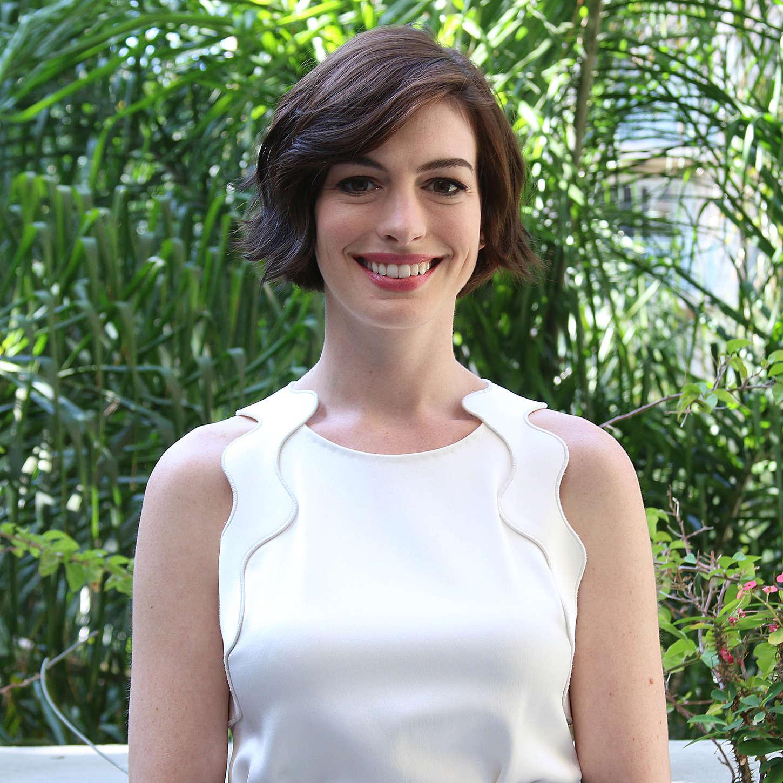 Anne Hathaway: Interstellar Press Conference -18