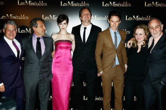 Anne Hathaway at Les Miserables premiere in Paris-14
