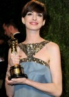 Anne Hathaway - Oscar 2013 - Vanity Fair Party -01
