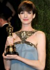 Anne Hathaway - Oscar 2013 - Vanity Fair Party -05