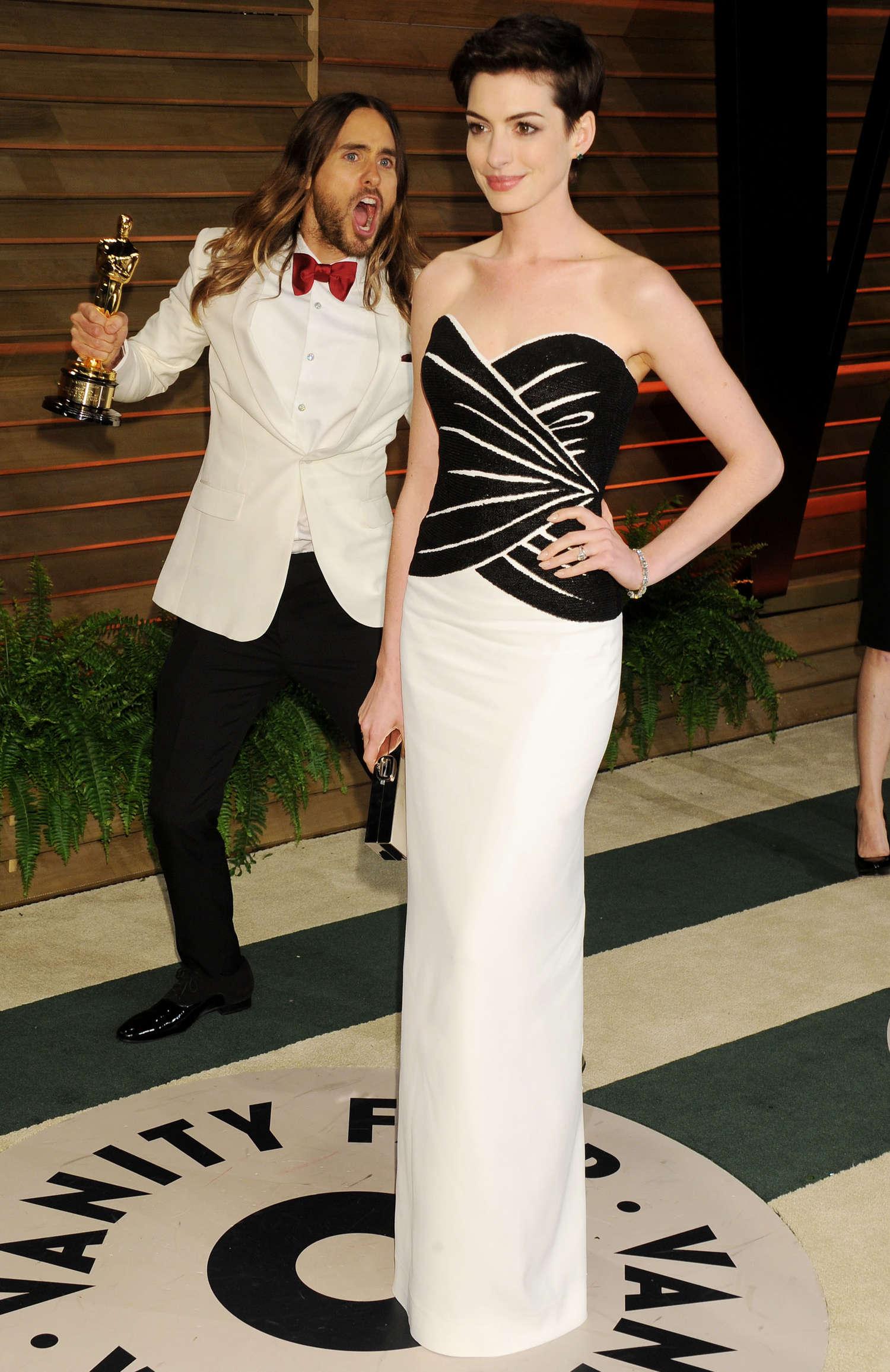 Oscar 2014: Anne Hathaway -18 - GotCeleb
