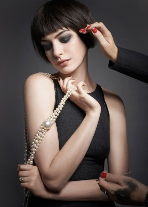 Anne Hathaway: The Hollywood Reporter Photoshoot -01