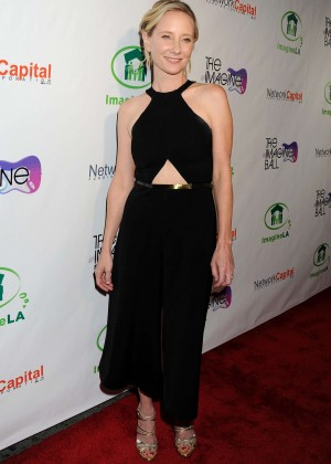 Anne Heche - The Imagine Ball in West Hollywood