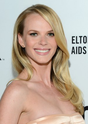 Anne Vyalitsyna: 2014 Elton John AIDS Foundation Academy Awards Party -01