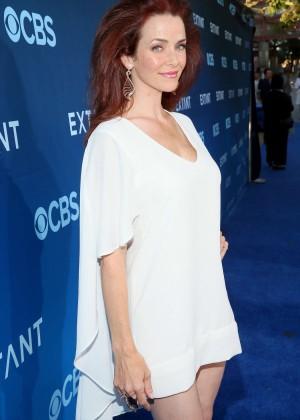 Annie Wersching: Extant premiere in LA -07
