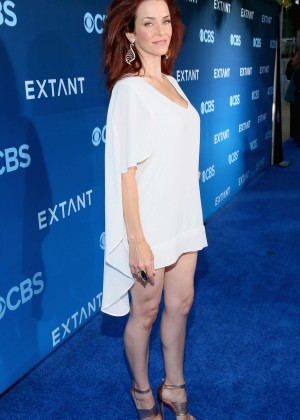 Annie Wersching: Extant premiere in LA -08