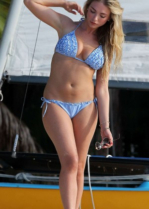April Summers Bikini Photos: 2014 in Miami -27
