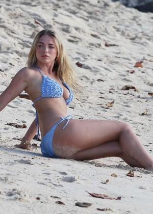 April Summers Bikini Photos: 2014 in Miami -30