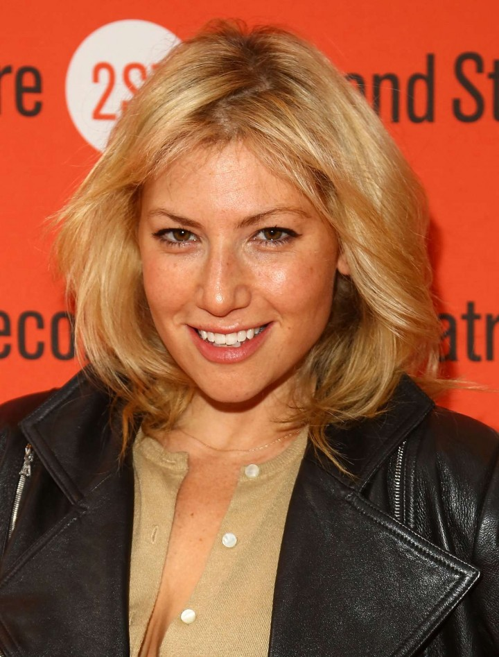 Ari Graynor – The Substance Of Fire opening night in NY -02