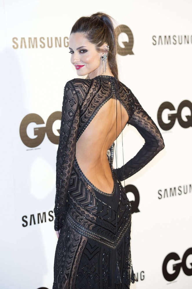 Ariadne Artiles - 2014 GQ Men of the Year Awards in Madrid