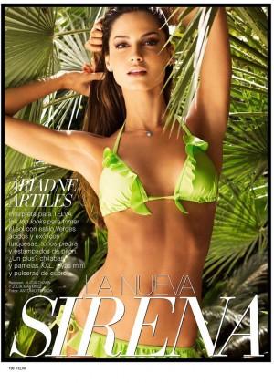 Ariadne Artiles Bikini: 10 Hottest -09