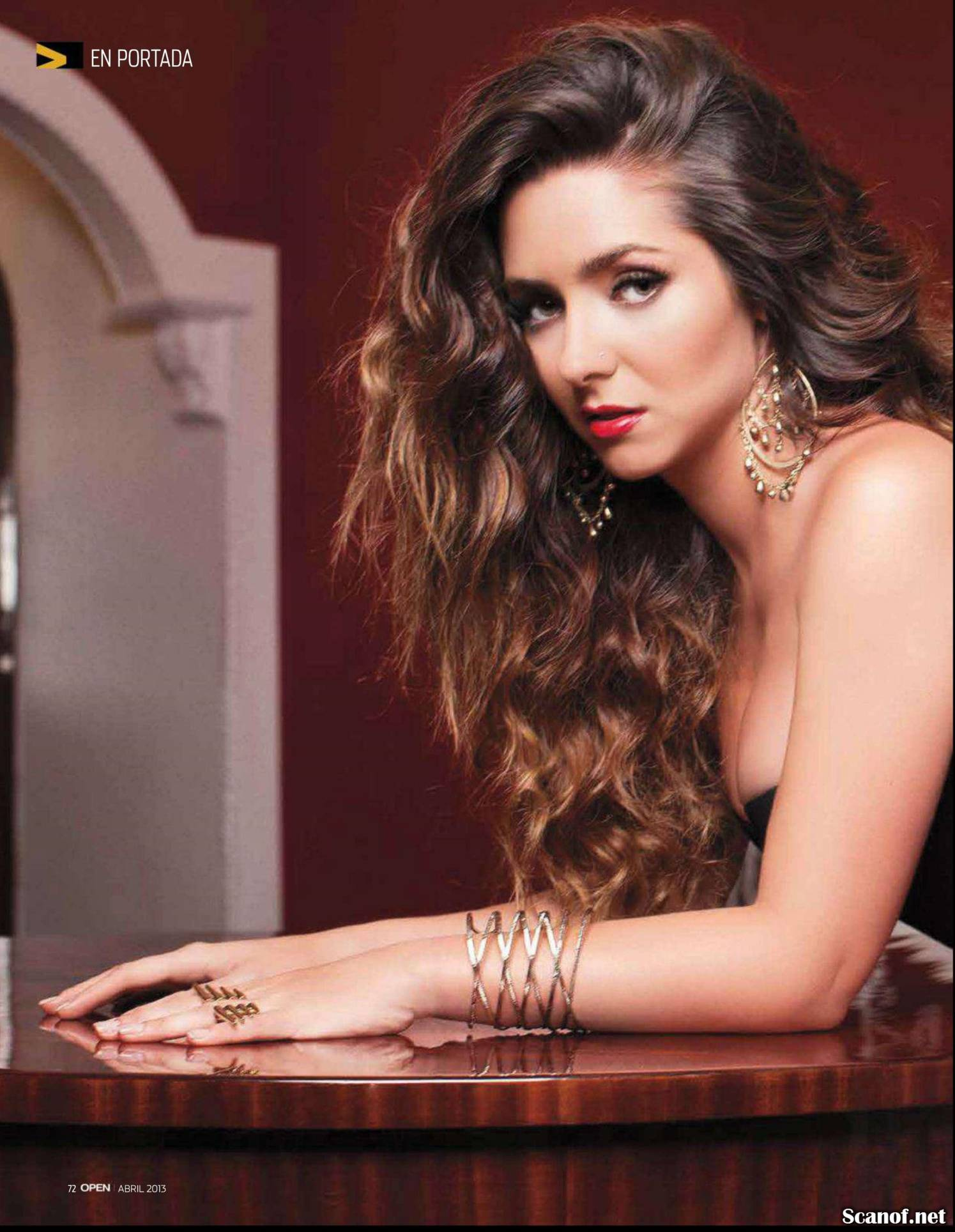 Ariadne Diaz Pics ariadne diaz - open mx magazine -02 | gotceleb