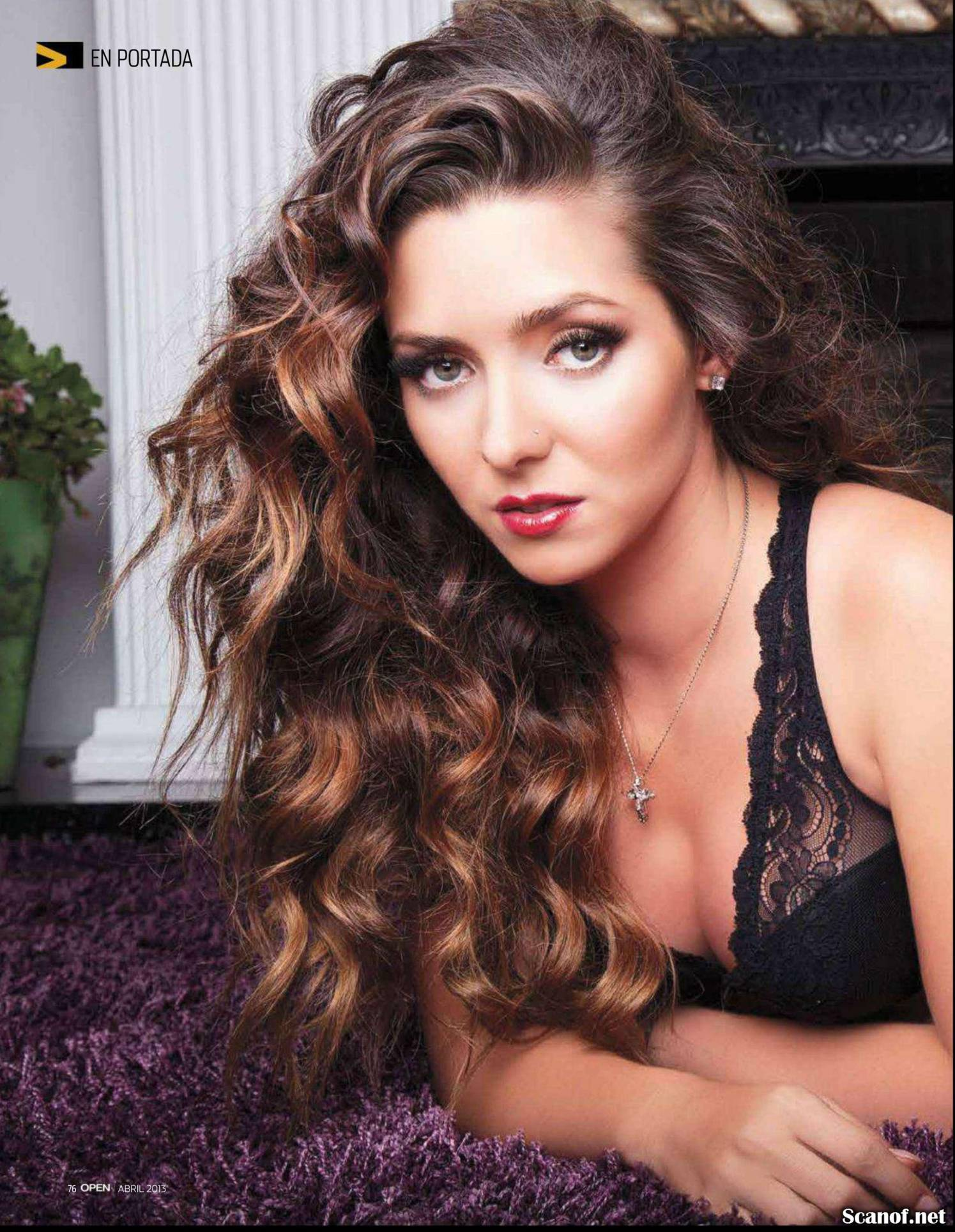 Ariadne Diaz Pics ariadne diaz - open mx magazine -06 | gotceleb