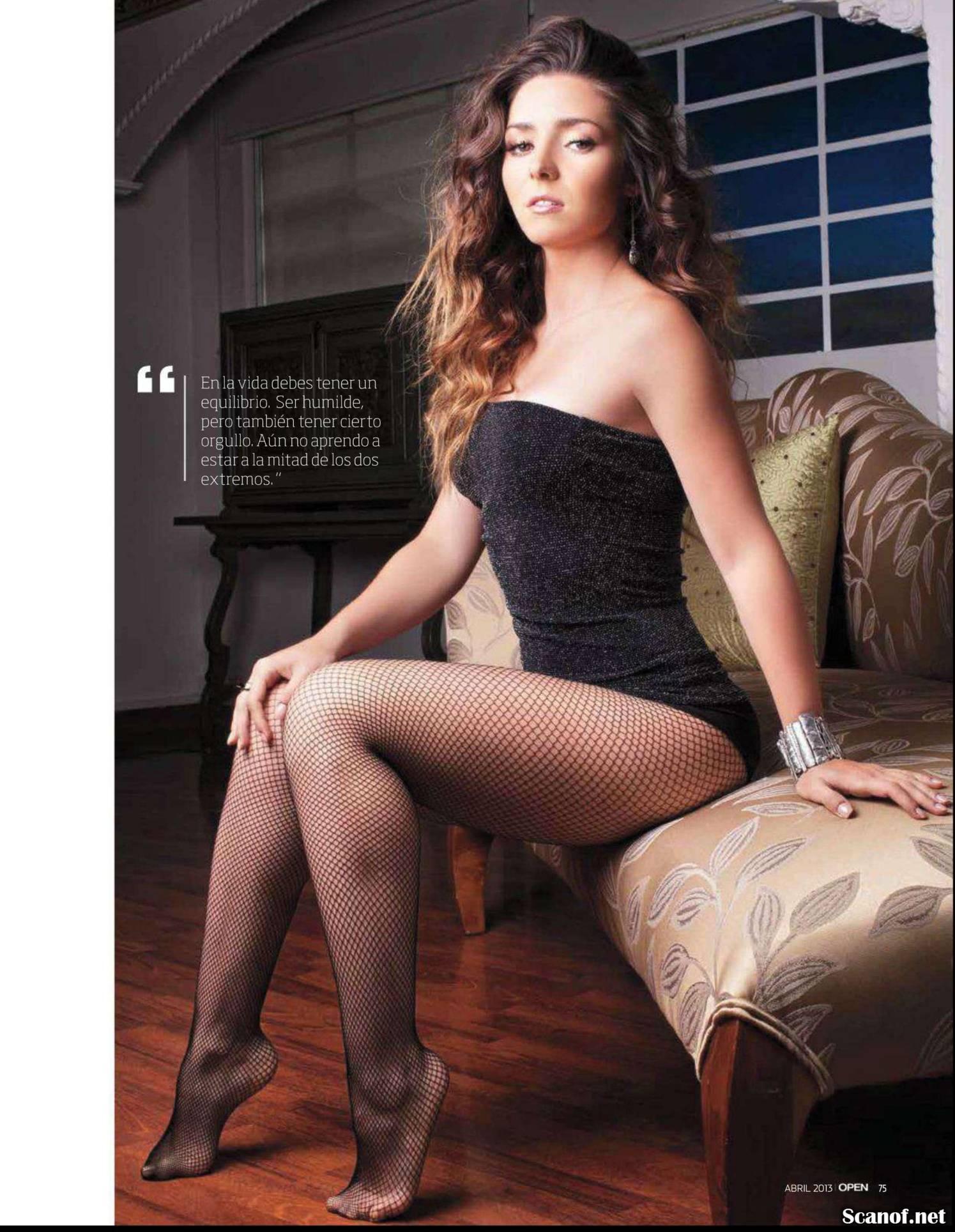 Villanueva Desnuda Foot Mairyn Villanueva Revista H ...