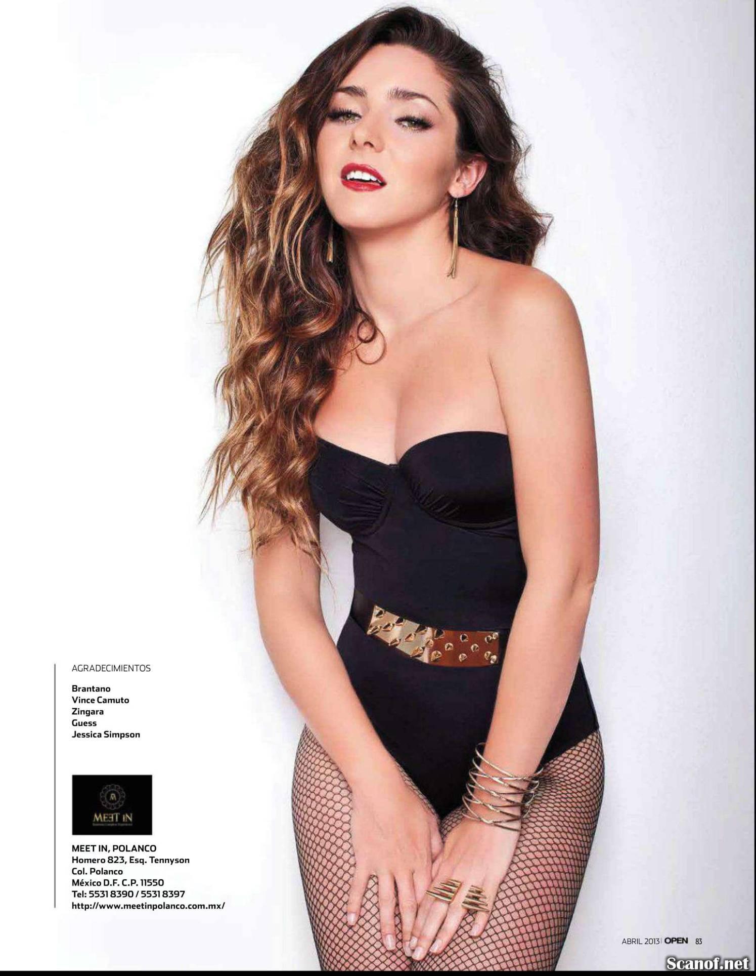 Ariadne Diaz Pics ariadne diaz - open mx magazine -12 | gotceleb