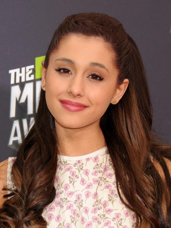 Ariana Grande – 2013 MTV Movie Awards -06