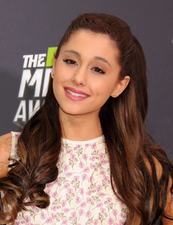 Ariana Grande – 2013 MTV Movie Awards -10