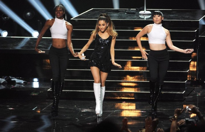 Ariana Grande: 2014 iHeartRadio Music Awards -04