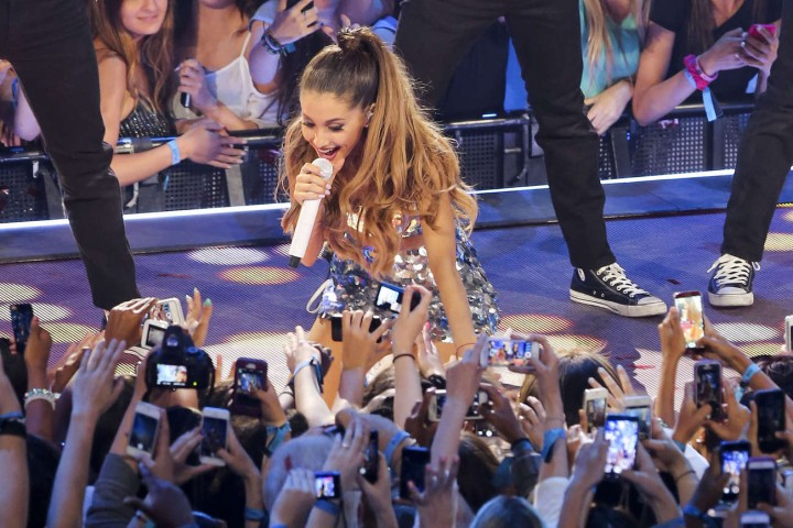 Ariana Grande – 2014 MuchMusic Video Awards in Toronto -01
