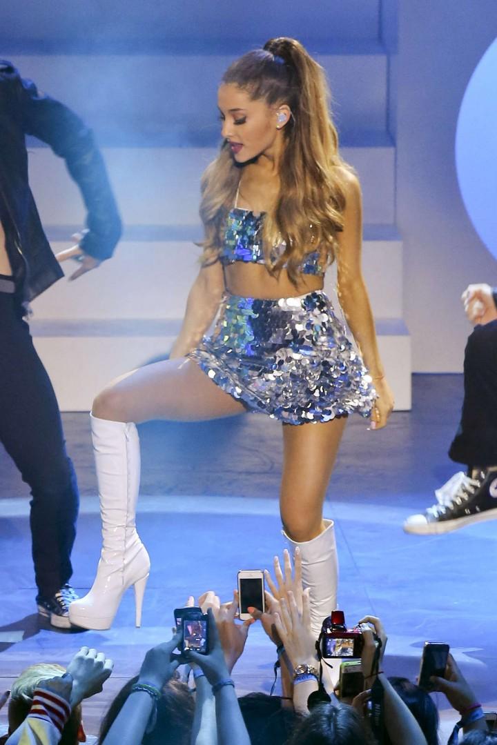 Ariana Grande – 2014 MuchMusic Video Awards in Toronto -03