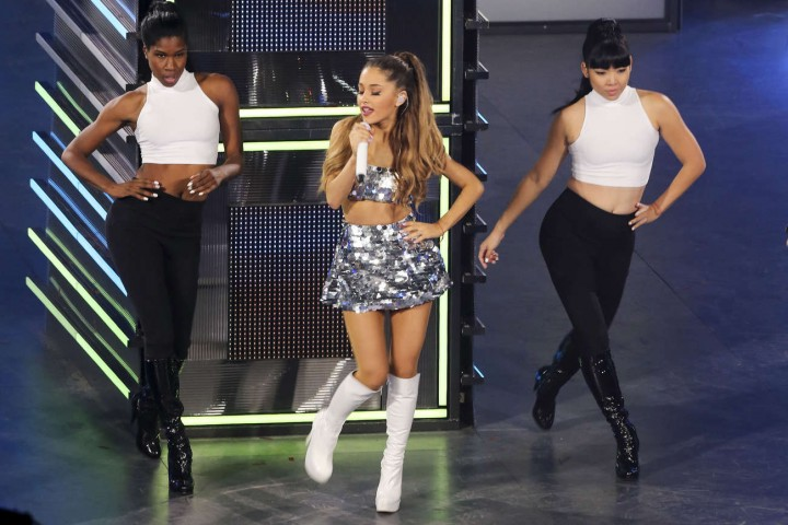 Ariana Grande – 2014 MuchMusic Video Awards in Toronto -20