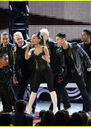 Ariana Grande - 2014 Radio Disney Music Awards in LA -02