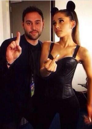 Ariana Grande - 2014 Radio Disney Music Awards in LA -05
