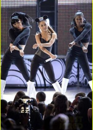 Ariana Grande - 2014 Radio Disney Music Awards in LA -07