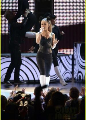 Ariana Grande - 2014 Radio Disney Music Awards in LA -08