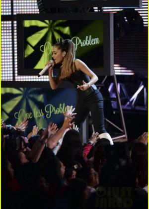 Ariana Grande - 2014 Radio Disney Music Awards in LA -09