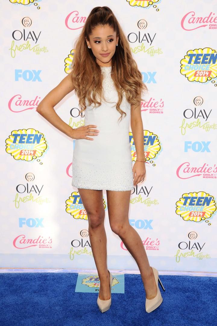Ariana Grande – 2014 Teen Choice Awards -05