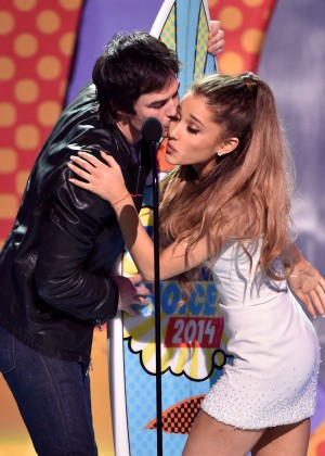 Ariana Grande - 2014 Teen Choice Awards