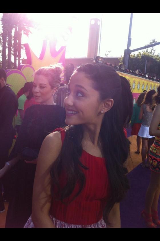 Ariana Grande – 2013 Kids Choice Awards -23