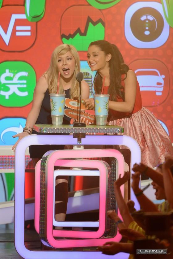 Ariana Grande – 2013 Kids Choice Awards -24