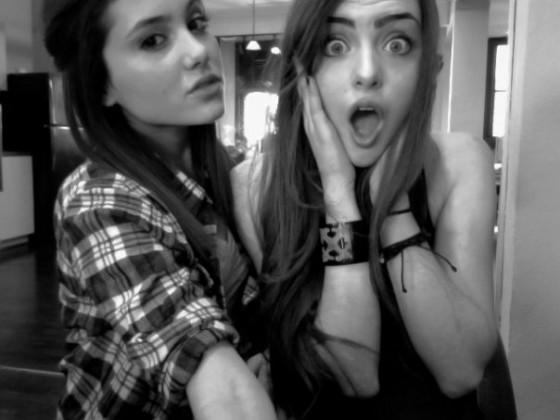 Ariana Grande And Elizabeth Gillies-11 – GotCeleb
